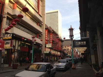 chinatown california