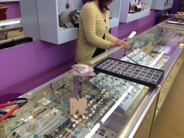 JUNO jewelry store chinatown san francisco
