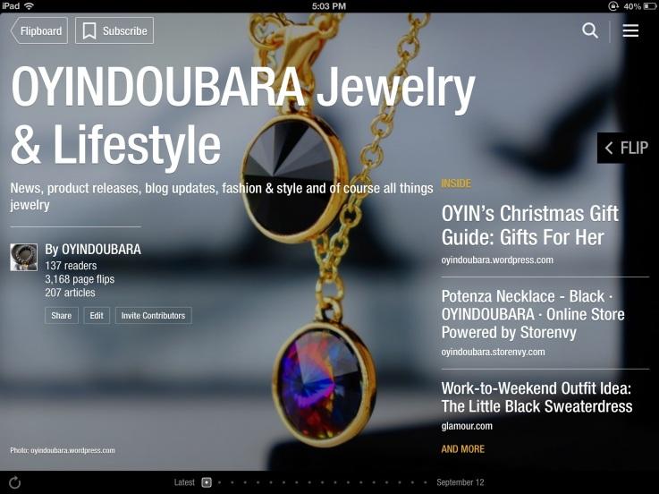 lifestyle magazine on flipboard