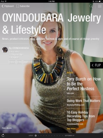 oyindoubara jewelry magazine on flipboard