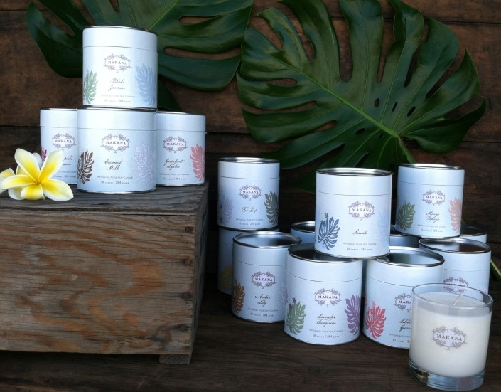 Time Out With an Entrepreneur: Romely Levezow of Makana Candles