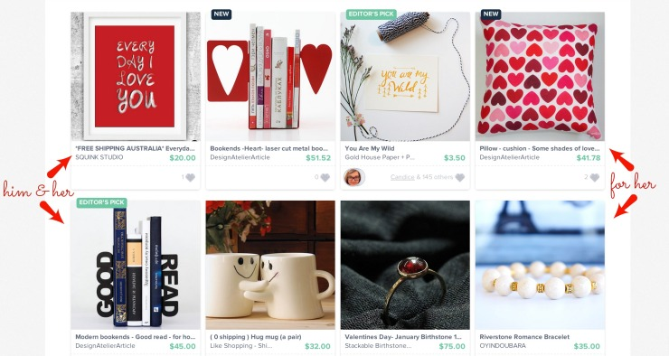 valentine's day gift ideas for him and her by oyindoubara