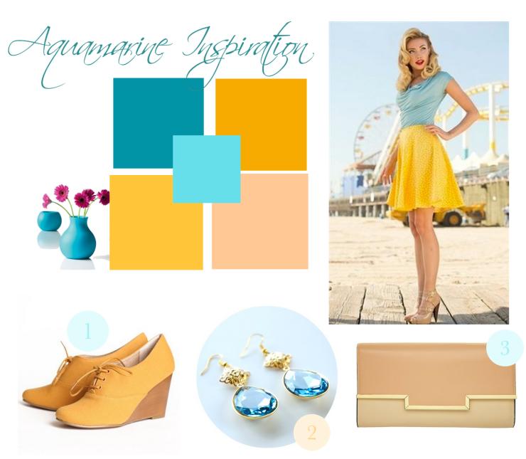 aquamarine color palette oyindoubara blog