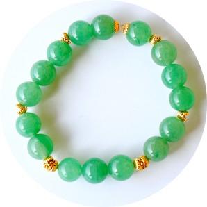 green adventurine beaded bracelets by oyindoubara_rounded.jpg
