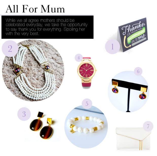 oyindoubara's mother's day accessories guide guide 2014