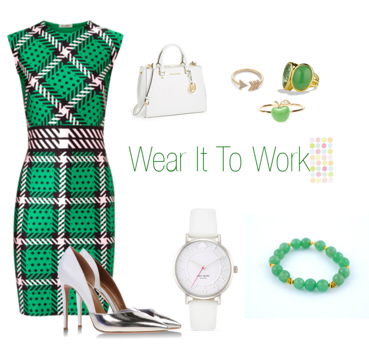 what to wear to work_oyindoubara-green-aventurine-bracelet